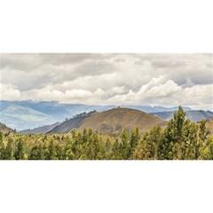 Ecuadorian Landscape At Chimborazo Province You Are Invited 3d Greeting Card (8x4)