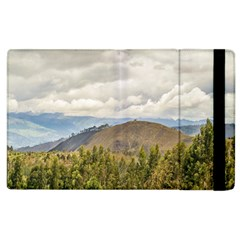 Ecuadorian Landscape At Chimborazo Province Apple Ipad 3/4 Flip Case by dflcprints