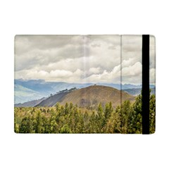 Ecuadorian Landscape At Chimborazo Province Apple Ipad Mini Flip Case by dflcprints