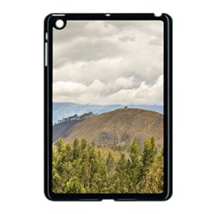 Ecuadorian Landscape At Chimborazo Province Apple Ipad Mini Case (black) by dflcprints