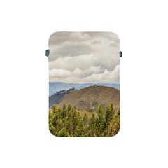 Ecuadorian Landscape At Chimborazo Province Apple Ipad Mini Protective Soft Cases by dflcprints