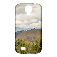 Ecuadorian Landscape At Chimborazo Province Samsung Galaxy S4 Classic Hardshell Case (pc+silicone) by dflcprints