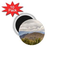 Ecuadorian Landscape At Chimborazo Province 1 75  Magnets (10 Pack)  by dflcprints
