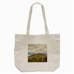 Ecuadorian Landscape At Chimborazo Province Tote Bag (cream) by dflcprints