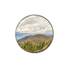 Ecuadorian Landscape At Chimborazo Province Hat Clip Ball Marker (10 Pack) by dflcprints