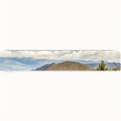 Ecuadorian Landscape At Chimborazo Province Small Bar Mats by dflcprints