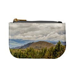 Ecuadorian Landscape At Chimborazo Province Mini Coin Purses by dflcprints