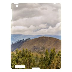 Ecuadorian Landscape At Chimborazo Province Apple Ipad 3/4 Hardshell Case by dflcprints