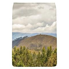 Ecuadorian Landscape At Chimborazo Province Flap Covers (s)  by dflcprints