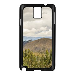Ecuadorian Landscape At Chimborazo Province Samsung Galaxy Note 3 N9005 Case (black) by dflcprints