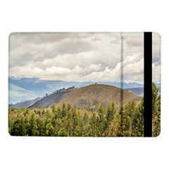 Ecuadorian Landscape At Chimborazo Province Samsung Galaxy Tab Pro 10 1  Flip Case by dflcprints