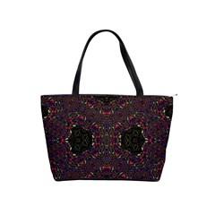 Philosophie Wheel Shoulder Handbags by MRTACPANS