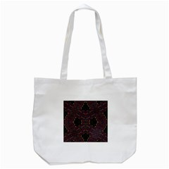 Philosophie Wheel Tote Bag (white) by MRTACPANS