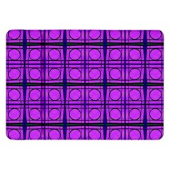 Bright Pink Mod Circles Samsung Galaxy Tab 8 9  P7300 Flip Case by BrightVibesDesign