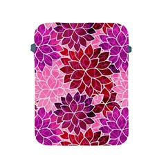 Rose Quartz Flowers Apple Ipad 2/3/4 Protective Soft Cases by KirstenStar