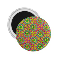 Modern Colorful Geometric 2 25  Magnets by dflcprints