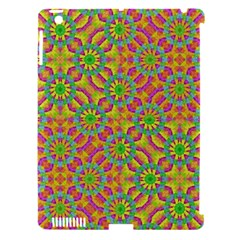 Modern Colorful Geometric Apple Ipad 3/4 Hardshell Case (compatible With Smart Cover) by dflcprints