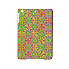 Modern Colorful Geometric Ipad Mini 2 Hardshell Cases by dflcprints