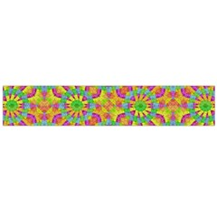 Modern Colorful Geometric Flano Scarf (large)  by dflcprints