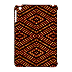 Fire N Flame Apple Ipad Mini Hardshell Case (compatible With Smart Cover) by MRTACPANS