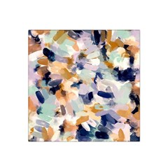 Lee Abstract Satin Bandana Scarf by LisaGuenDesign