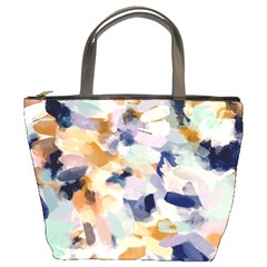 Lee Abstract Bucket Handbag by LisaGuenDesign