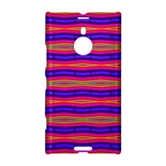Bright Pink Purple Lines Stripes Nokia Lumia 1520 by BrightVibesDesign