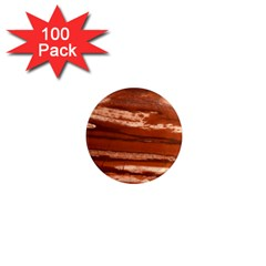 Red Earth Natural 1  Mini Magnets (100 pack)  by UniqueCre8ion