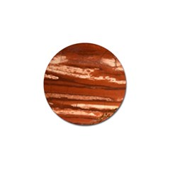 Red Earth Natural Golf Ball Marker by UniqueCre8ion