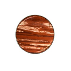 Red Earth Natural Hat Clip Ball Marker by UniqueCre8ion