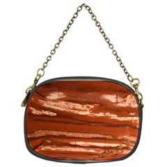 Red Earth Natural Chain Purses (one Side)  by UniqueCre8ion