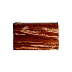 Red Earth Natural Cosmetic Bag (small)  by UniqueCre8ion