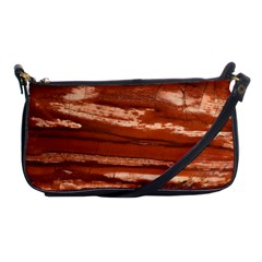 Red Earth Natural Shoulder Clutch Bags by UniqueCre8ion