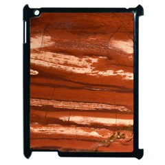 Red Earth Natural Apple Ipad 2 Case (black) by UniqueCre8ion