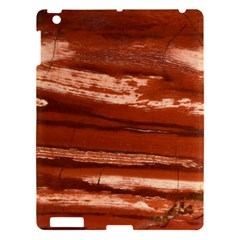Red Earth Natural Apple Ipad 3/4 Hardshell Case by UniqueCre8ion