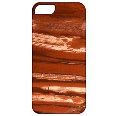 Red Earth Natural Apple Iphone 5 Classic Hardshell Case by UniqueCre8ion