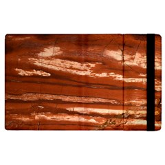 Red Earth Natural Apple Ipad 2 Flip Case by UniqueCre8ion