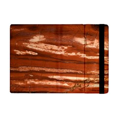 Red Earth Natural Apple Ipad Mini Flip Case by UniqueCre8ion