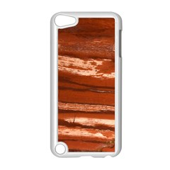 Red Earth Natural Apple Ipod Touch 5 Case (white) by UniqueCre8ion