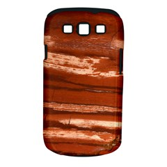 Red Earth Natural Samsung Galaxy S Iii Classic Hardshell Case (pc+silicone) by UniqueCre8ion