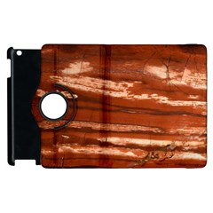 Red Earth Natural Apple Ipad 2 Flip 360 Case by UniqueCre8ion