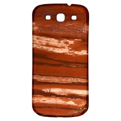 Red Earth Natural Samsung Galaxy S3 S Iii Classic Hardshell Back Case by UniqueCre8ion