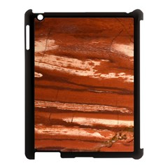 Red Earth Natural Apple Ipad 3/4 Case (black) by UniqueCre8ion