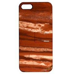 Red Earth Natural Apple Iphone 5 Hardshell Case With Stand by UniqueCre8ion