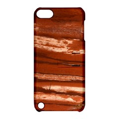 Red Earth Natural Apple Ipod Touch 5 Hardshell Case With Stand by UniqueCre8ion