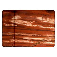 Red Earth Natural Samsung Galaxy Tab 10 1  P7500 Flip Case by UniqueCre8ion