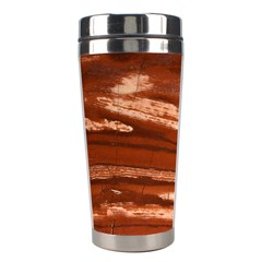 Red Earth Natural Stainless Steel Travel Tumblers by UniqueCre8ion