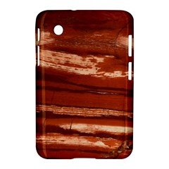 Red Earth Natural Samsung Galaxy Tab 2 (7 ) P3100 Hardshell Case  by UniqueCre8ion