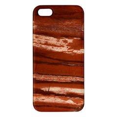 Red Earth Natural Iphone 5s/ Se Premium Hardshell Case by UniqueCre8ion