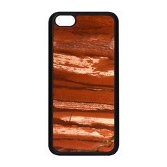 Red Earth Natural Apple Iphone 5c Seamless Case (black) by UniqueCre8ion
